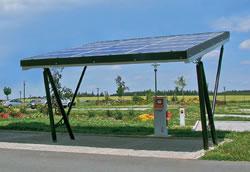 Solarcarport Design